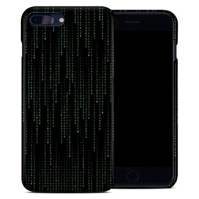 Apple iPhone 7 Plus Clip Case - Matrix Style Code