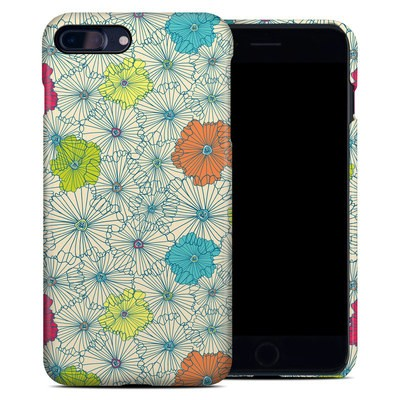 Apple iPhone 7 Plus Clip Case - May Flowers
