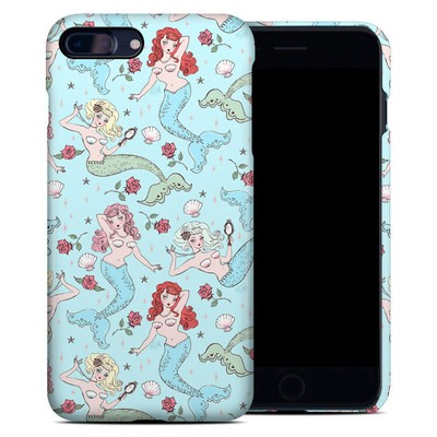 Apple iPhone 7 Plus Clip Case - Mermaids and Roses