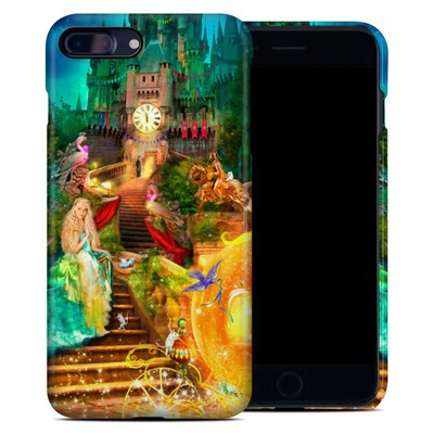 Apple iPhone 7 Plus Clip Case - Midnight Fairytale