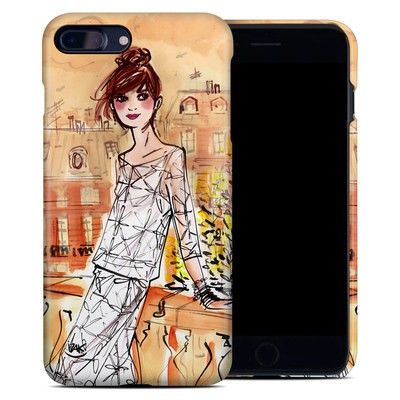 Apple iPhone 7 Plus Clip Case - Mimosa Girl