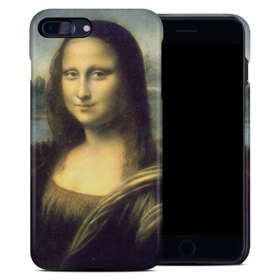 Apple iPhone 7 Plus Clip Case - Mona Lisa