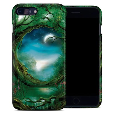 Apple iPhone 7 Plus Clip Case - Moon Tree
