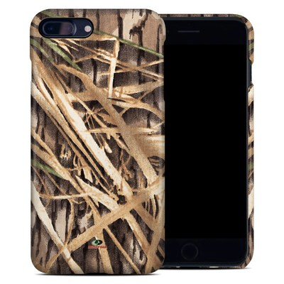 Apple iPhone 7 Plus Clip Case - Shadow Grass
