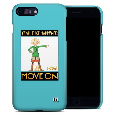 Apple iPhone 7 Plus Clip Case - Move On