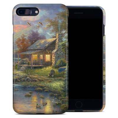 Apple iPhone 7 Plus Clip Case - Natures Paradise