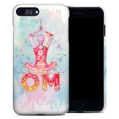 Apple iPhone 7 Plus Clip Case - Om Spirit