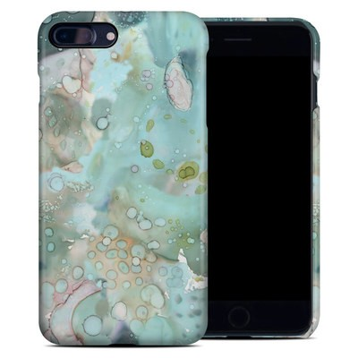 Apple iPhone 7 Plus Clip Case - Organic In Blue