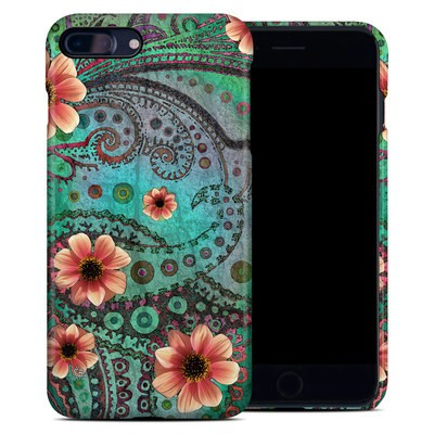 Apple iPhone 7 Plus Clip Case - Paisley Paradise