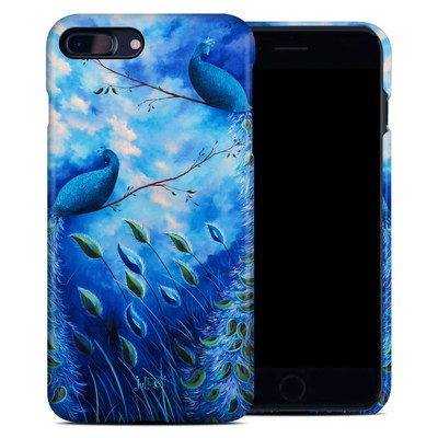 Apple iPhone 7 Plus Clip Case - Paradise Peacocks