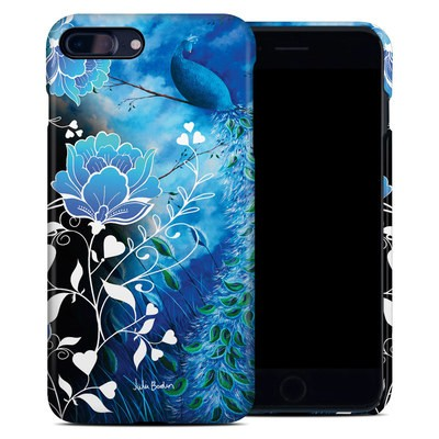 Apple iPhone 7 Plus Clip Case - Peacock Sky