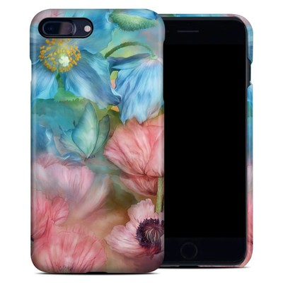 Apple iPhone 7 Plus Clip Case - Poppy Garden