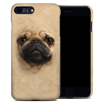 Apple iPhone 7 Plus Clip Case - Pug
