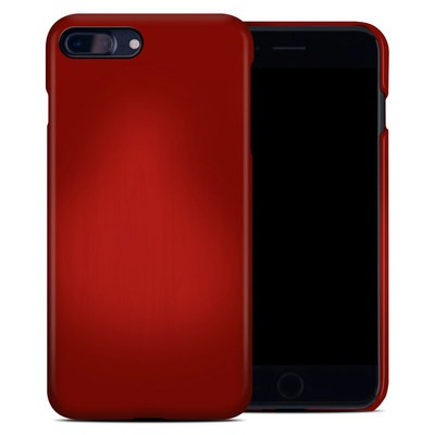 Apple iPhone 7 Plus Clip Case - Red Burst
