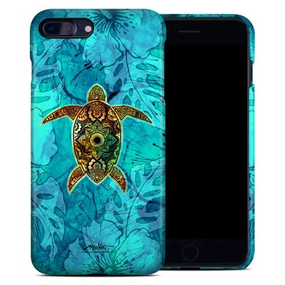 Apple iPhone 7 Plus Clip Case - Sacred Honu