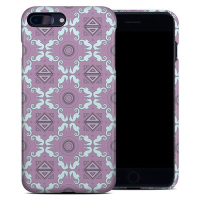 Apple iPhone 7 Plus Clip Case - School of Seahorses