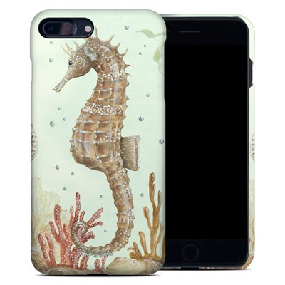 Apple iPhone 7 Plus Clip Case - Seahorse Trio