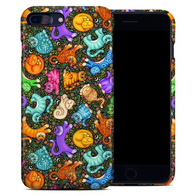 Apple iPhone 7 Plus Clip Case - Sew Catty