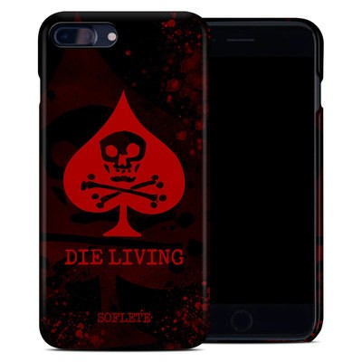 Apple iPhone 7 Plus Clip Case - SOFLETE Die Living Guts