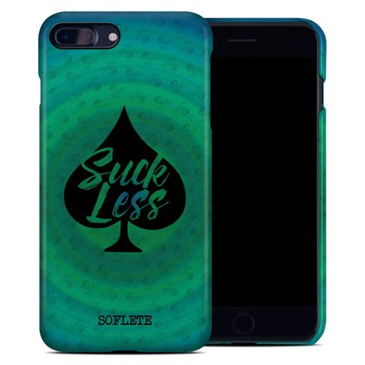 Apple iPhone 7 Plus Clip Case - SOFLETE Suck Less Spade