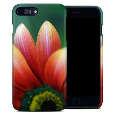 Apple iPhone 7 Plus Clip Case - Scarlet Gerbera
