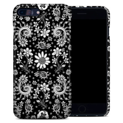Apple iPhone 7 Plus Clip Case - Shaded Daisy