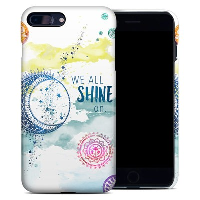 Apple iPhone 7 Plus Clip Case - Shine On