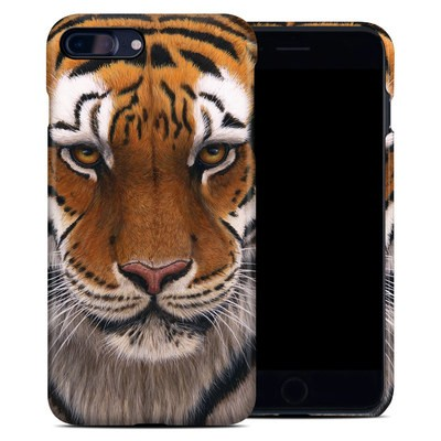 Apple iPhone 7 Plus Clip Case - Siberian Tiger