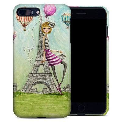 Apple iPhone 7 Plus Clip Case - The Sights Paris