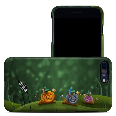 Apple iPhone 7 Plus Clip Case - Snail Race