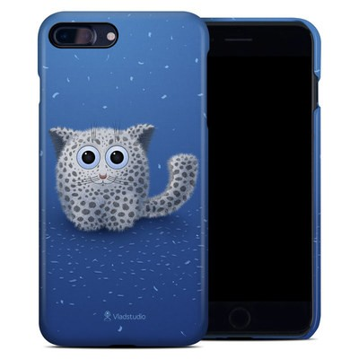 Apple iPhone 7 Plus Clip Case - Snow Leopard