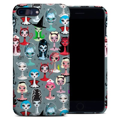 Apple iPhone 7 Plus Clip Case - Spooky Dolls