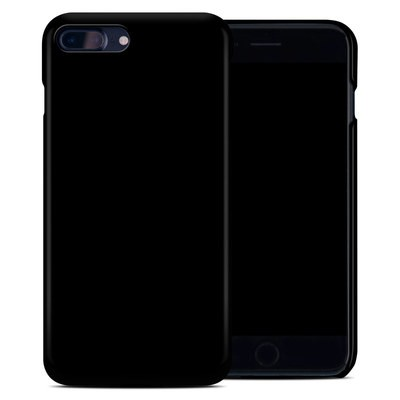 Apple iPhone 7 Plus Clip Case - Solid State Black