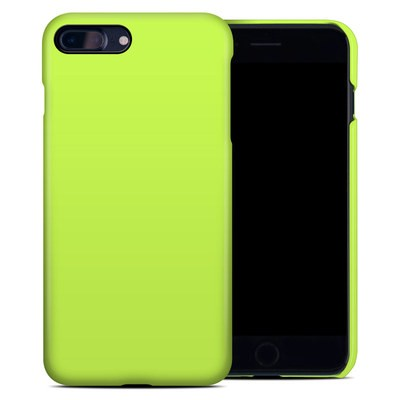 Apple iPhone 7 Plus Clip Case - Solid State Lime