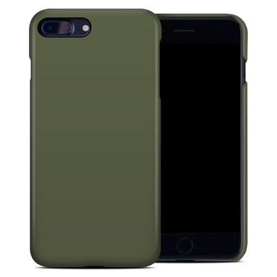 Apple iPhone 7 Plus Clip Case - Solid State Olive Drab