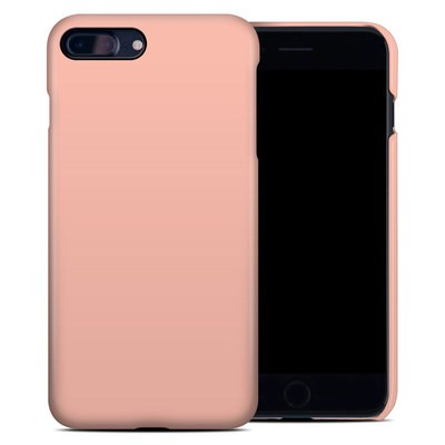 Apple iPhone 7 Plus Clip Case - Solid State Peach
