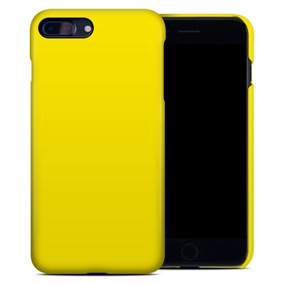 Apple iPhone 7 Plus Clip Case - Solid State Yellow