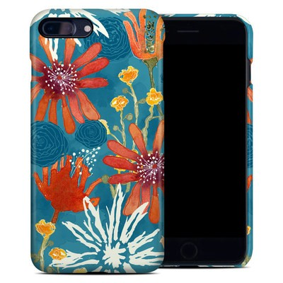 Apple iPhone 7 Plus Clip Case - Sunbaked Blooms