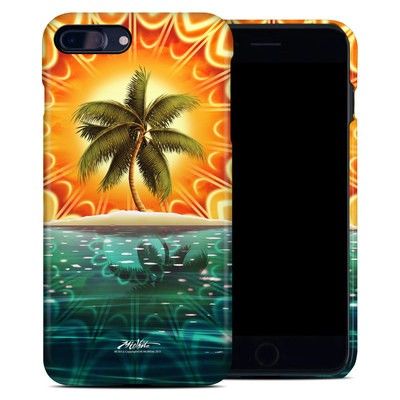 Apple iPhone 7 Plus Clip Case - Sundala Tropic