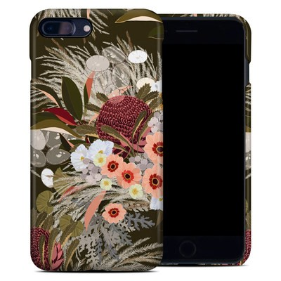 Apple iPhone 7 Plus Clip Case - Teagan Pampas Grass