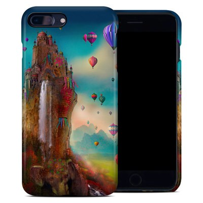 Apple iPhone 7 Plus Clip Case - The Festival