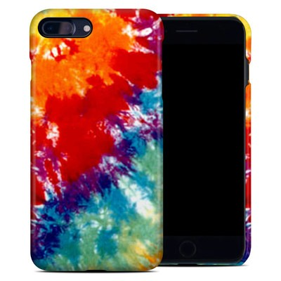 Apple iPhone 7 Plus Clip Case - Tie Dyed