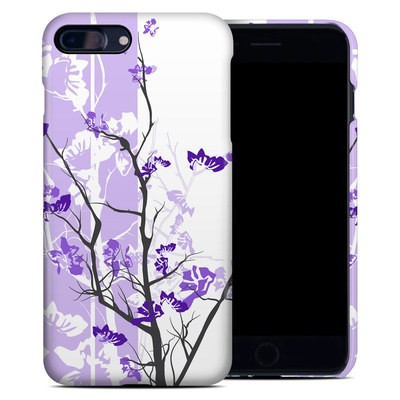 Apple iPhone 7 Plus Clip Case - Violet Tranquility