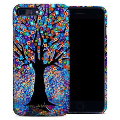 Apple iPhone 7 Plus Clip Case - Tree Carnival