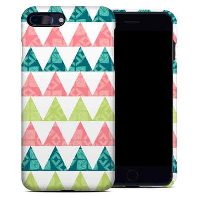 Apple iPhone 7 Plus Clip Case - Triangle Slice
