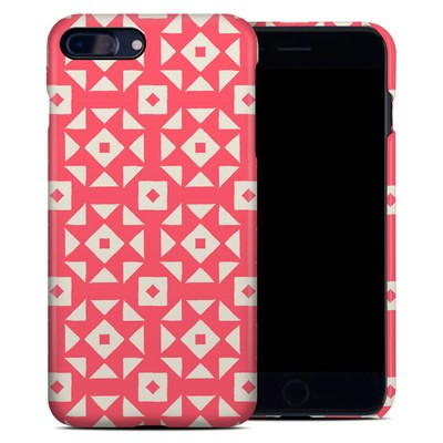 Apple iPhone 7 Plus Clip Case - Tribal Calypso