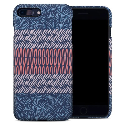 Apple iPhone 7 Plus Clip Case - Tropical Ocean