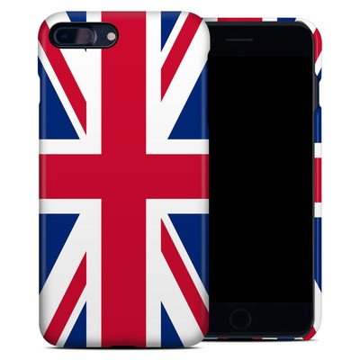 Apple iPhone 7 Plus Clip Case - Union Jack