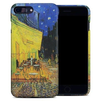 Apple iPhone 7 Plus Clip Case - Cafe Terrace At Night