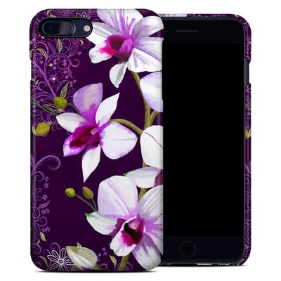 Apple iPhone 7 Plus Clip Case - Violet Worlds